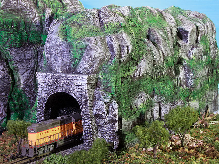 Model Railroad Tunnels